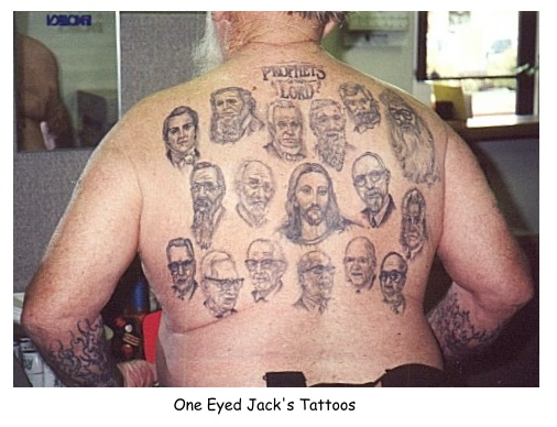 Mormon Tattoo Body Piercing Art