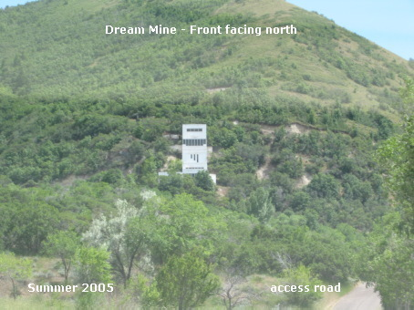 Dream Mine front view.