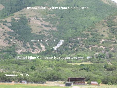 Dream Mine panorama.
