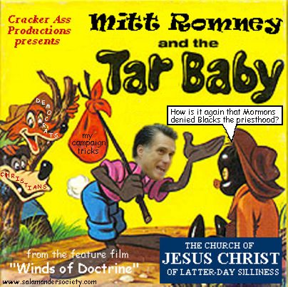 Romney and the Tar Baby.