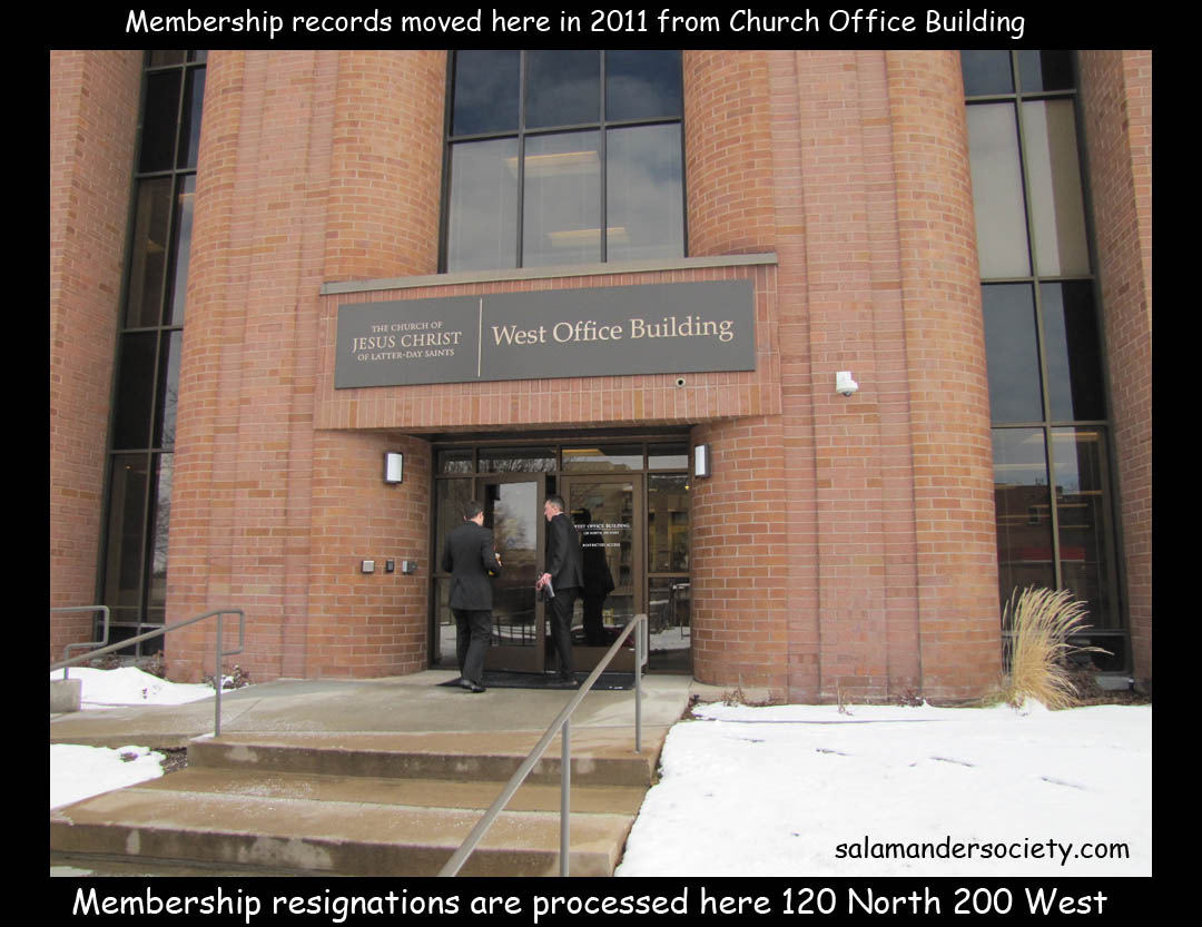 Greg Dodge office at 120 West North
